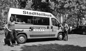 streetwork staaken stadtteilbus