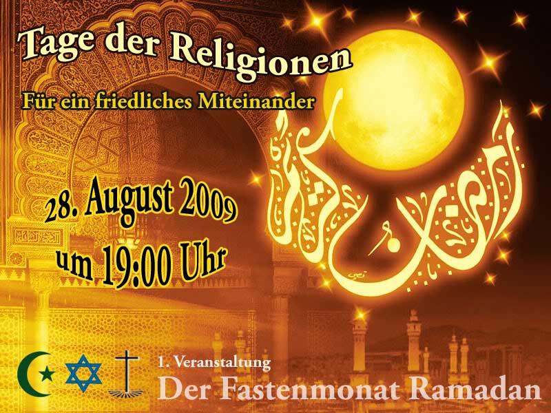Tag der Religionen