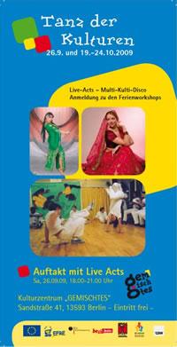 Tanz der Kulturen im Gemischtes