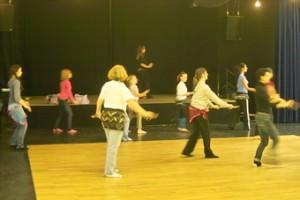 """Zeigen am Samstag ihr Können, die Teilnehmerinnen von """"Ägypten-Orientalischer Tanz"""""""