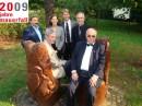 6 Bürgermeister in 1 Bürgermeistergarten