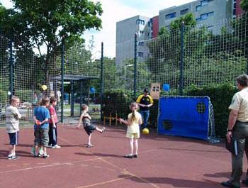 Ob Sport und Spiel, Musik oder Tanz, Info- oder Hobbytreff - im QF1 gibts bis zu 1000 Euro für  Aktionen der Bewohner/-innen