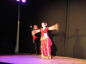 Bekam die meisten Kuscheltiere: indische Tänze á la Bollywood von Madlen
