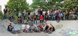 """Die """"Extremebiker"""" von Berlin Rides e.V."""