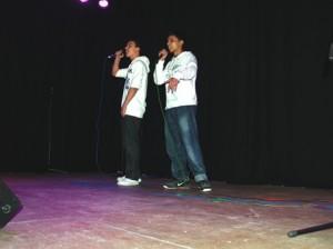 Mohammad & Mohammed: Rap mit dem Zorn der Jugend und doch ein wenig zu schüchtern