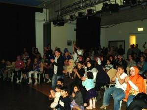 Ein tolles Publikum, das jedem Auftritt den gebührenden Applaus gewährte