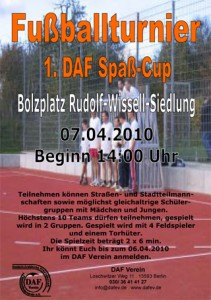Fussballturnier_DAF