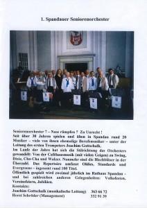 Joachim Gottschalk leitet auch schon seit Jahren das Spandauer Seniorenorchester