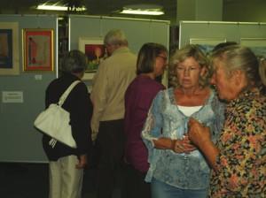 """Viel Interesse und anregende Gespräche bei """"MoMa in Staaken"""""""