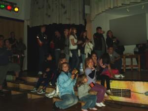 Das Publikum war begeistert