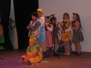 Märchenhaft: Kindertheater von Harmonie e.V. aus dem Blasewitzer Ring