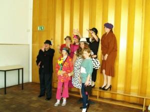 Nicht nur die Kleinen haben gequietscht vor Freude beim Verkleiden in der Kirchenboutique