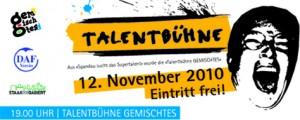 Talentbühne