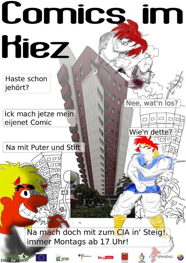 Comicplakat