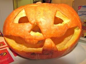 HalloweenLesungKürbis