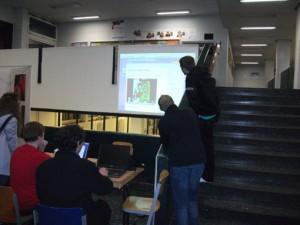 das Projekt von staaken.info und CSO-Schülerinnen stellt sich vor