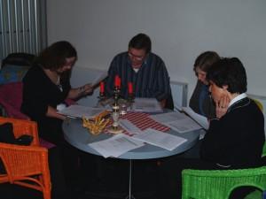 """u.a. Kulturelle Bildung, bildungsorientierte Freizeit quer durch alle Altersgruppen Thema bei der AG """"Individuelle Förderung"""""""