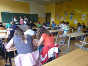 Auffrischen und Üben im Mathe-Feriencamp an der CSO