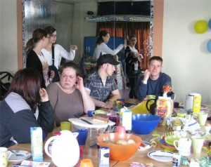 Jeden Do Familienfrühstück im KiK