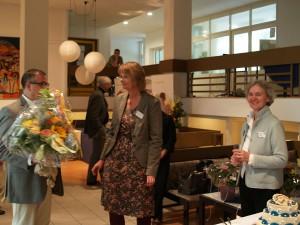 Ralf Stoffenberger, Angela Nielbock und Dr. Christa Kliemke