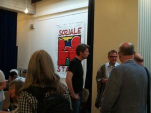 und im Saal - mit Swen Schulz und Ralf Stoffenberger