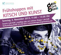 Kitsch&Kunst2013