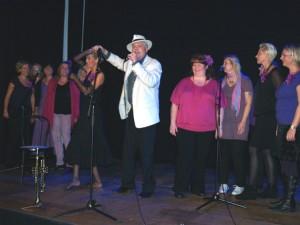 Unterhaltung für Gute Laune mit Chor und Solisten