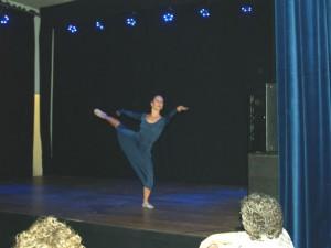 Viel Tanz, mal klassisch elegant ..