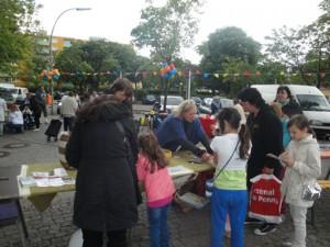 """Verlängert bis März: """"Frühkindliche Förderung"""" - hier beim Staaken-Centerfest"""