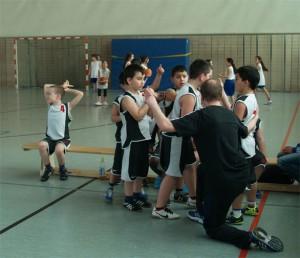 Alle kommen zum Einsatz - Auswahl, Coaching und Motivation in der Viertelpause