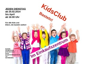 Basteln-Kids-Aktion