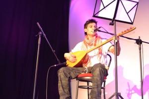 Baglama und Kurdische Lieder: Saher AzAz