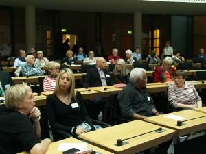 QM, Quartiersräte und Jurymitglieder im Gespräch