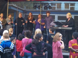 The Saints_Stadtteilfest 2012