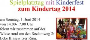 Kindertag2014-Kl