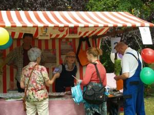 Infos, Quiz und Zuschuss zum Fest von QM und Quartiersrat Heerstraße