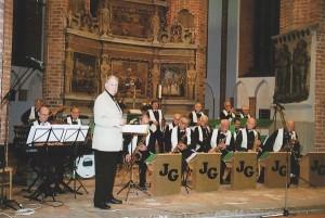 """""""JG"""" Herbst 2013 in der Nikolaikirche"""
