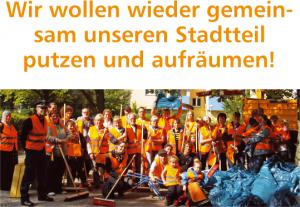 Stadtteilputz2014