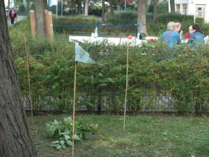Kein Garten ohne Komposthaufen