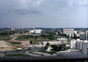 Heerstr./Magistratsweg 1972 Foto Horst Becker/Geschichtstreff Staaken