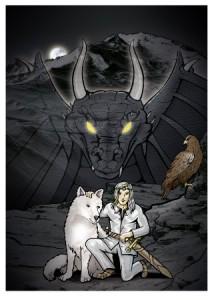 Illustration Dracheneid 2
