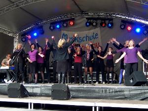 spandau-voices beim Musikschulfest-2012