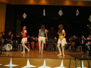 Zum Konzert: Jazz Dance nach Choreografie von Ellen A. Vetter