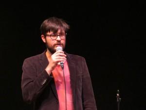 """Last but not least: der Komponist von """"Sound der Heerstraße"""" Moritz Sembritzki"""