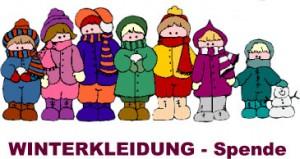 Winterkleidungspende