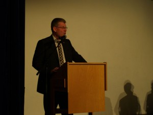 Helmut Kleebank, Bezirksbürgermeister Spandau von Berlin