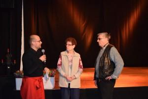 Stadtrat Röding: Aktiv bei Empfang & Service und vertrat den erkrankten Bezirksbürgermeister bei der Ansprache