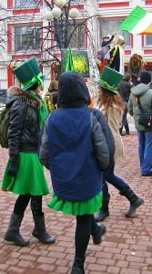 St. Patrick`s in  Nishni Nowgorod & nächsten Fr in Staaken
