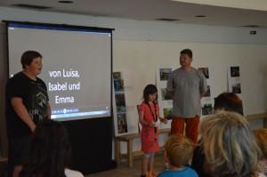 Die Trickfilmgruppe von Holger präsentiert
