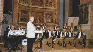 Jazz Generation in der Nikolaikirche